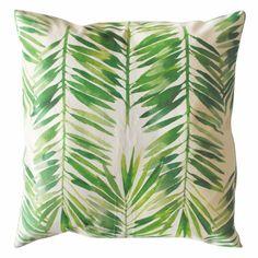 UNC Jungle Kussen 45 x 45 cm - Groen
