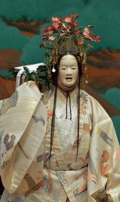 粟谷能の会 :: 『葛城』について 小書「古式の神楽」を再考する
