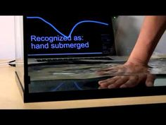 Touché: Enhancing Touch Interaction on Humans, Screens, Liquids, and Everyday Objects