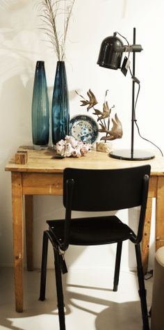 little workspace furniture new and vintage combined  SOLD!
