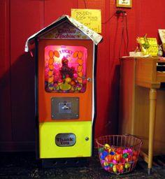 The Chicken Machine!