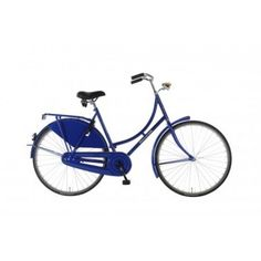 Burgers Nostalgia Deluxe - Ladies - 1, 3, 7 and 8 Speed - ROYAL BLUE
