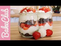 Brownie-Raffaello-Trifle - BakeClub