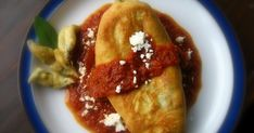 Chile Rellenos...Cheese Stuffed Poblano Peppers. A few weeks ago, my husband came home and told me about a conversation he had had with a c...
