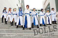 Dolls Tokkei 3 Brigade Nake Ape by Silverx1307.deviantart.com on @deviantART