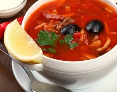 Comments in Topic Soup Recipes, Cooking Recipes, Most Delicious Recipe, Russian Recipes, Keto Meal Plan, Soup And Salad, Diy Food, Soups And Stews, Food Hacks