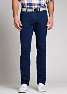 Bonobos – Straight Leg Travel Jeans  *** Why Tall Guys Love It ***  These jeans have up to a 36 inseam in a variety of colors. Slim cut but still room in the seat if you know what I mean!
