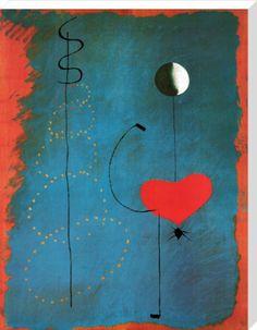 Ballarina II, 1925 - Miro Posters d'Art - Easyart.fr