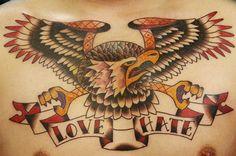 eagle-oldschool