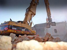 Campagna Scavi Srl - scavi - demolizioni - trasporti - bonifiche