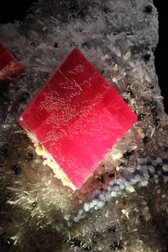 """""""The Alma King"""" Rhodochrosite From the Denver Museum of Nature and Science"""