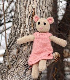 Phoebe Mouse by Joanna Johnson