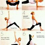 Yoga ~ Pilates ~ Stretching Workouts ~ Workout options for the March Fitness Challenge.