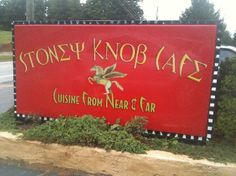 stoney know cafe weaverville nc - Google Search  Great Restaurant!
