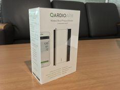 Smart & Simple: QardioArm Wireless Blood Pressure Monitor(무선 혈압 측정...