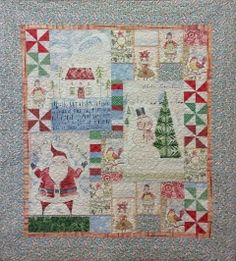 Merry Stitches Quilt Kit