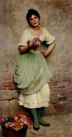 Eugene de Blass / 24 Temmuz 1843 - 10 Şubat 1932 / İtalya