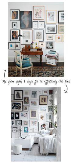 Mix frames & Styles
