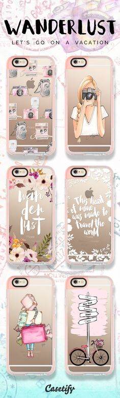 Wanderlust. Let's go and explore! Click here to shop the featured iPhone 6 cases >>> https://www.casetify.com/artworks/vhkaZJj1us   | @casetify