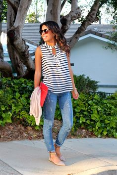 Life, Love and the Pursuit of Shoes: Feeling Nautical