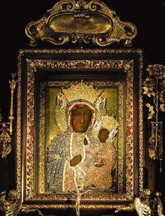 Militia Immaculatae   Rycerstwo Niepokalanej Tradycyjnej Obserwancji   Matka Boża Częstochowska i Rycerstwo Niepokalanej