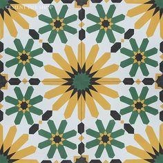 Cement Tile Shop - Handmade Cement Tile | Tournesol