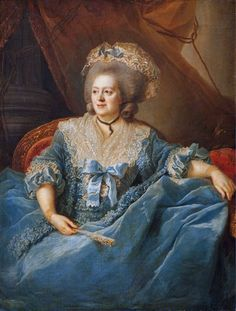 Madame Adélaïde de France by Johann Heinsius, 1786