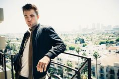 Robert Pattinson Life: New/Old Portraits from The Rover LA Promo