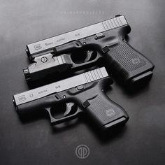 Glock 19 & 43