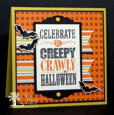 CCMCFALL13-01 I made this for the Create with Connie and Mary Fall Collection 2013 Saturday Challenge.  This week we celebrated Halloween in the collections so I made this for the Saturday challenge!