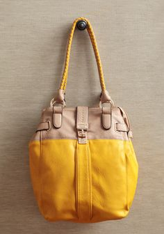 Michigan Avenue Colorblocked Bag