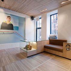 new york: a.p.c. specials store [vetrinetta/mobile particolare]