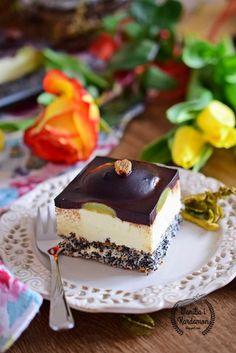 Cycki murzynki Polish Recipes, Polish Food, Tiramisu, Tea Time, Ale, Recipies, Cheesecake, Food And Drink, Pudding