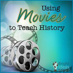 using movies to teach history