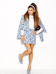 Ариана Гранде — Фотосессия для «Seventeen» 2014 – 12