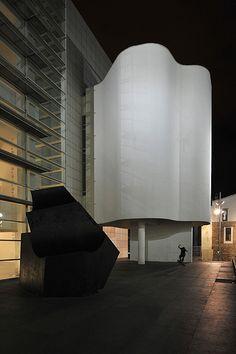 Museu d'Art Contemporani de Barcelona - MACBA, Barcelona