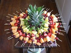 Delicious Appetizers for your Quinceañera