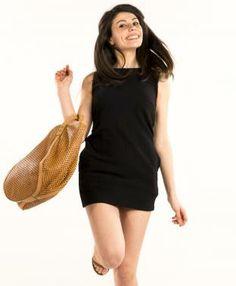 La robe noire Margaux Lonnberg #robenoire #margauxlonnberg
