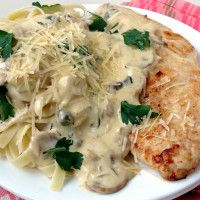 Are you hungry, guys? Do you love chicken as much as I do? If you answered yes to both of those questions, then you're in luck because today I am bringing you another yummy recipe - chicken scallopini...