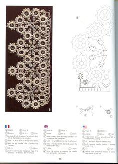 Gallery.ru / Фото #52 - DMC. Creations Crochet D'or - Malinka-Malinka