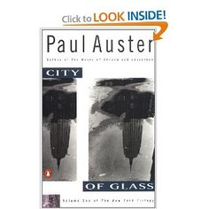 """""""City of Glass"""" by Paul Auster"""
