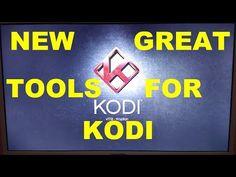 New Amazing Tools Designed in the World of Kodi 2018