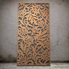Miles and Lincoln - the UK's leading designer of laser cut screens for architecture and interiors, laser cut panels, balustrades and suspended ceilings Laser Cut Screens, Laser Cut Panels, Laser Cut Metal, Metal Panels, Laser Cutting, Deco Design, Wood Design, Design Design, Motifs Islamiques