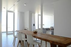 NM Apartment by Paul Kaloustian Architect | HomeDSGN, a daily source for inspiration and fresh ideas on interior design and home decoration.