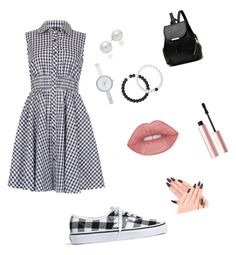 """""""Untitled #3"""" by berina2605 ❤ liked on Polyvore featuring Izabel London, Madewell, DKNY, AK Anne Klein, Lokai and Too Faced Cosmetics"""