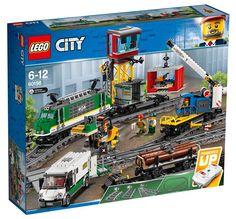 LEGO City train 60198 Box Front