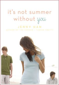 It's Not Summer Without You, by Jenny Han. The second of the Summer Novels, a YA trilogy - the third I read, since I read them out of order. It made me wish I had a place like Cousins Beach, a touchstone for me and those I love most. Reading these three books made once again think about how shared history and place can impact who we love.