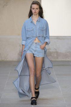 Each x Other Spring 2016 Ready-to-Wear Fashion Show - Odette Pavlova
