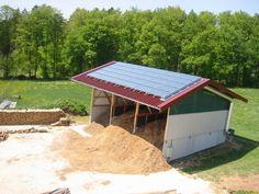 Projekt Holzhackschnitzel – 100 Prozent solargetrocknet