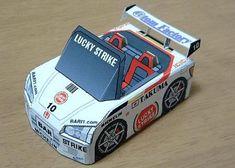 SD Honda S2000 Paper Car Free Vehicle Paper Model Download - http://www.papercraftsquare.com/sd-honda-s2000-paper-car-free-vehicle-paper-model-download.html
